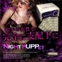 NIGHT PUPPET(ナイトパペット)