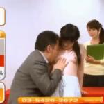 【無料媚薬AV動画】TVショッピングで媚薬SEX!