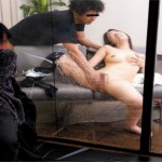【媚薬動画】巨乳の彼女に媚薬を飲ませて観察していたら・・・