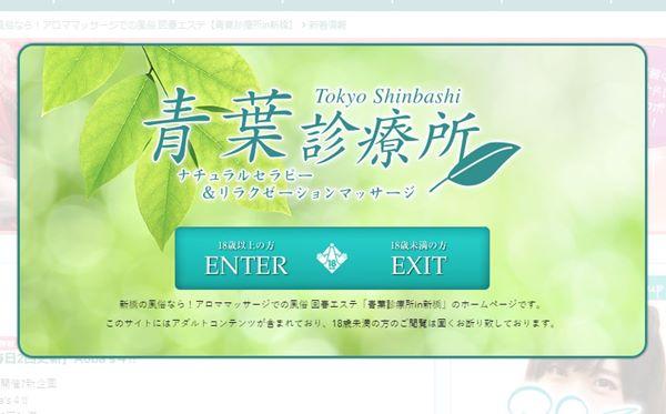 青葉診療所(新橋/風俗/エステ)