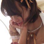 【無料動画レビュー】超敏感なメイドがご主人様にご奉仕で瞬イキ!八木奈々